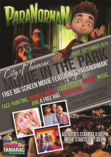 MOovie in the Park - ParaNorman