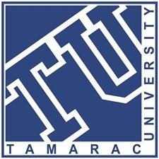 Tamarac University TU logo