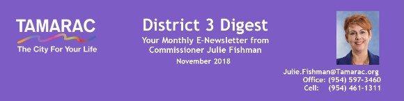 District 3 Digest November 2018 Issue