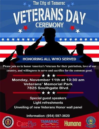 Veterans'