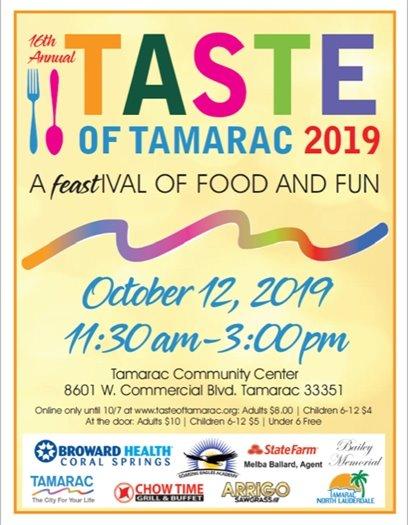 Taste of Tamarac