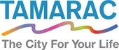 Tamarac The City For Your Life logo