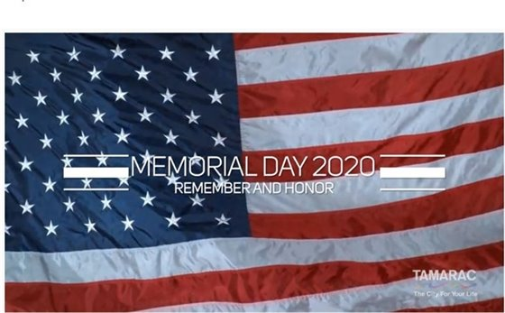 Memorial Day 2020: Remembering Our Fallen Soldiers video image
