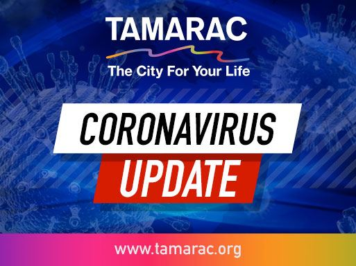 City of Tamarac Coronavirus Update