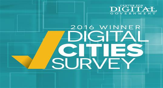 The Digital Cities Survey winner